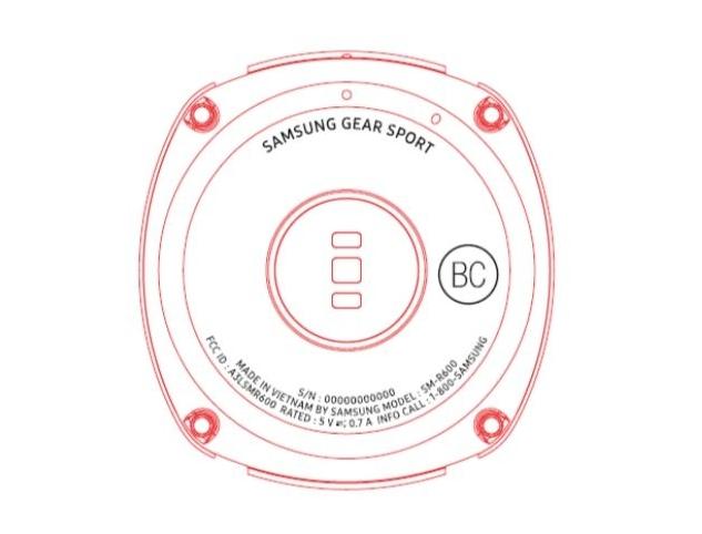 Samsung готовит умные часы со спортивным уклоном