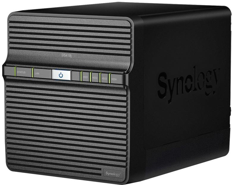 Основой DiskStation DS418j служит 64-разрядный двухъядерный процессор Realtek RTD1293