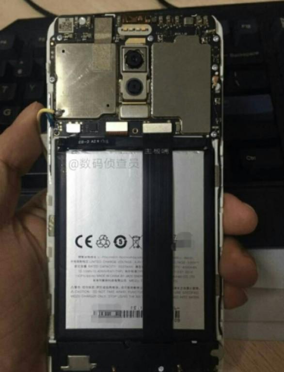 Вспышку на четырех светодиодах уже можно встретить в смартфоне Meizu E2