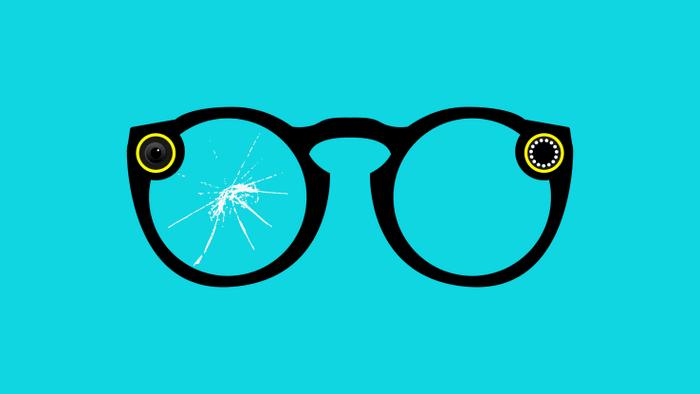 Продажи очков Spectacles упали на 35%