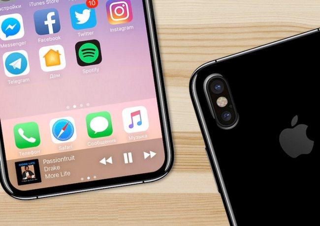LG может получить до 30% заказов на дисплеи OLED для iPhone к 2020 году, считает KGI Securities