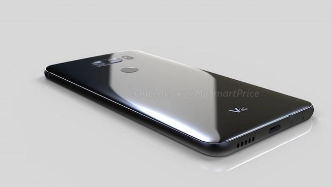 Диафрагма объектива LG V30 может составить F/1,6