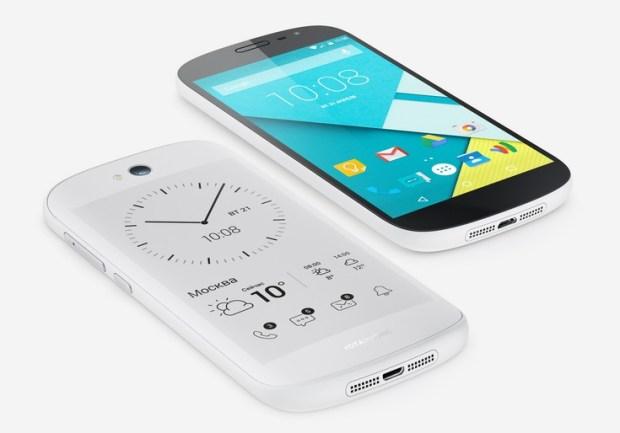 Подтверждены параметры Yota Phone 3