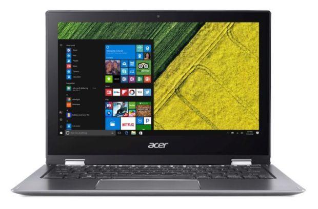 Acer Spin 1 оценивается в 330 долларов