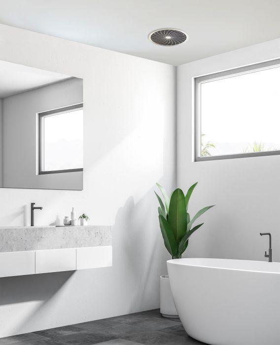 ventflo extraction fan 250mm bathroom exhaust fan