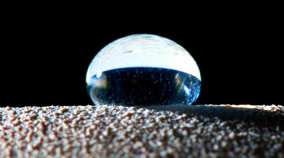 Oberflächen Versiegelung mit Nano Technologie
