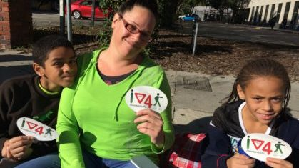 Best Foot Forward Celebrated Martin Luther King Jr. Day In Downtown Orlando