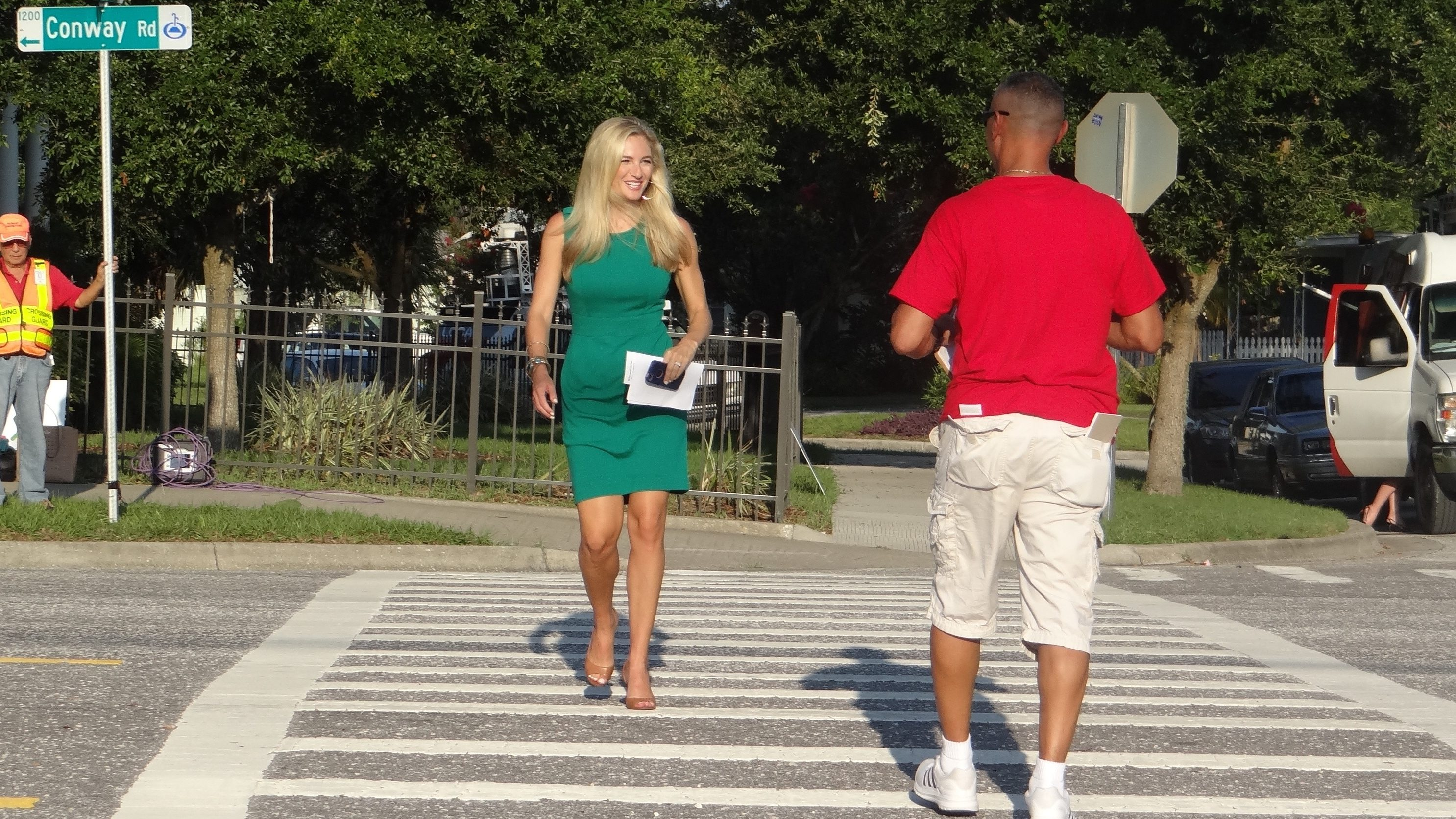 Pedestrians Vs People Walking – There's A Difference