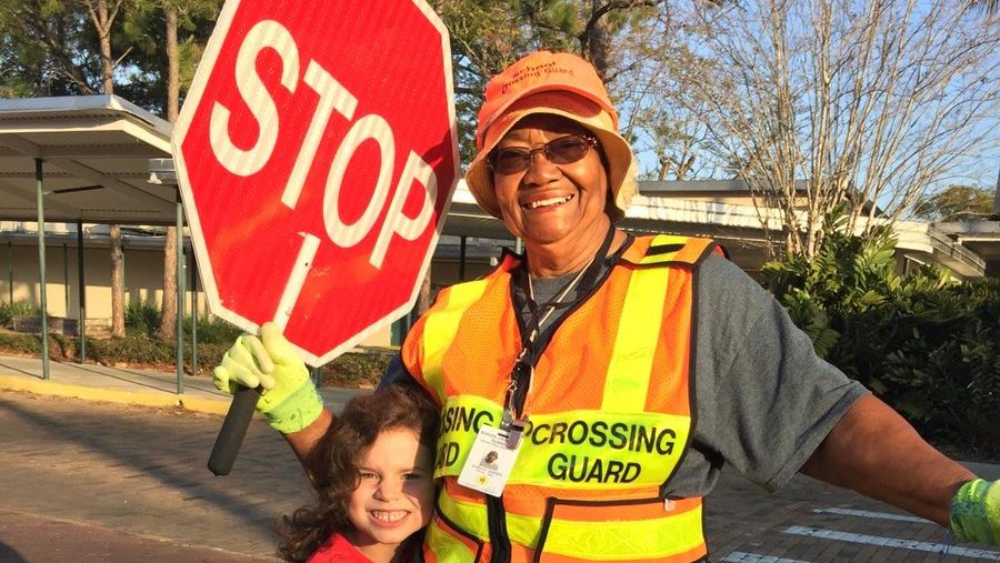 Help Wanted: Be A Crossing Guard, Be A Hero