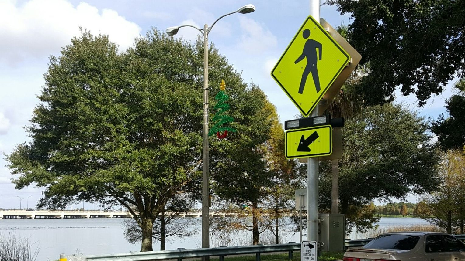 Rectangular Rapid Flashing Beacon…..What?