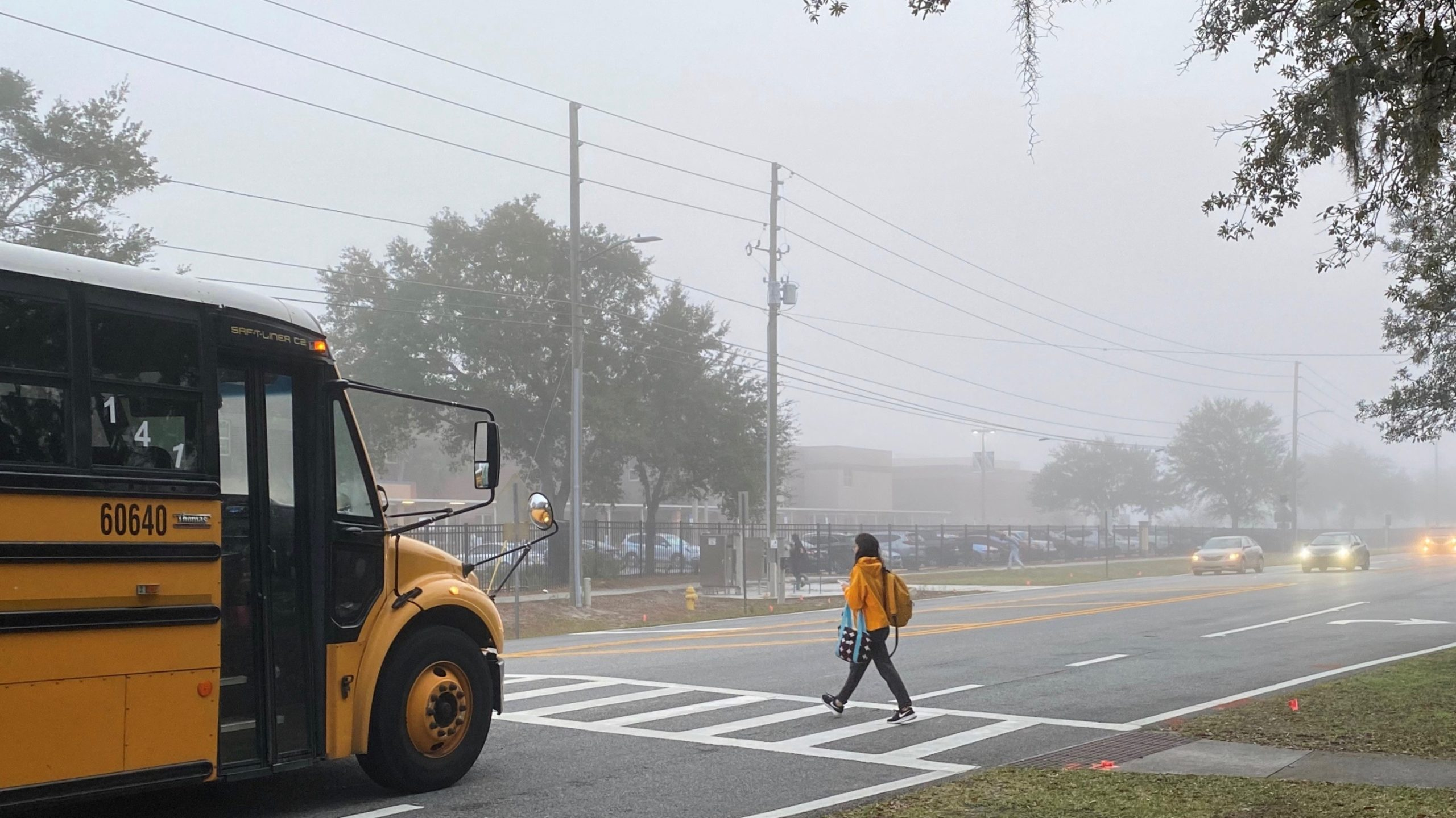 Alert To Drivers: Watch For Students Returning To Schools
