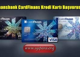 QNB Finansbank CardFinans Kredi Kartı Başvurusu Takip