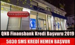 QNB Finansbank Kredi Başvuru 2019
