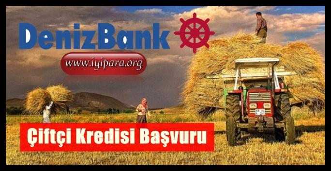 Denizbank Çiftçi Kredisi Başvuru Ve Şartları 2019