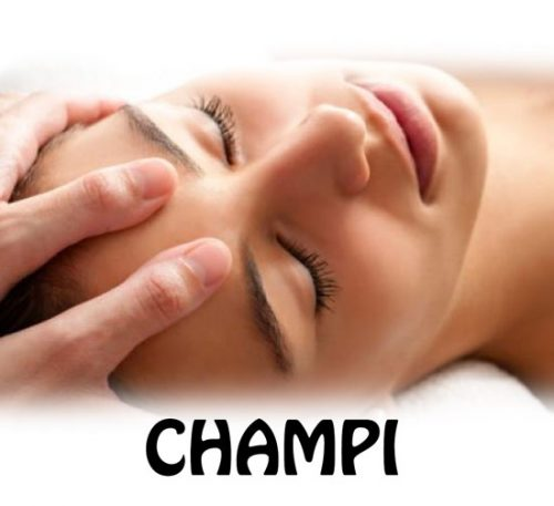 massagem champi