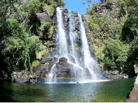 cachoeira dos garcia
