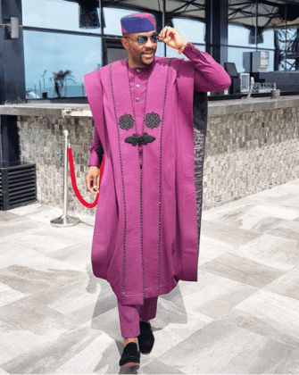Latest Nigerian Men Fashion Wears 2019