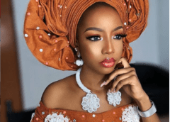 Wedding styles for the African ladies
