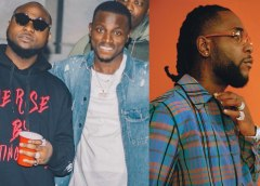 Davido's P.A, Aloma Apologizes To Burna Boy After Publicly Blasting Him