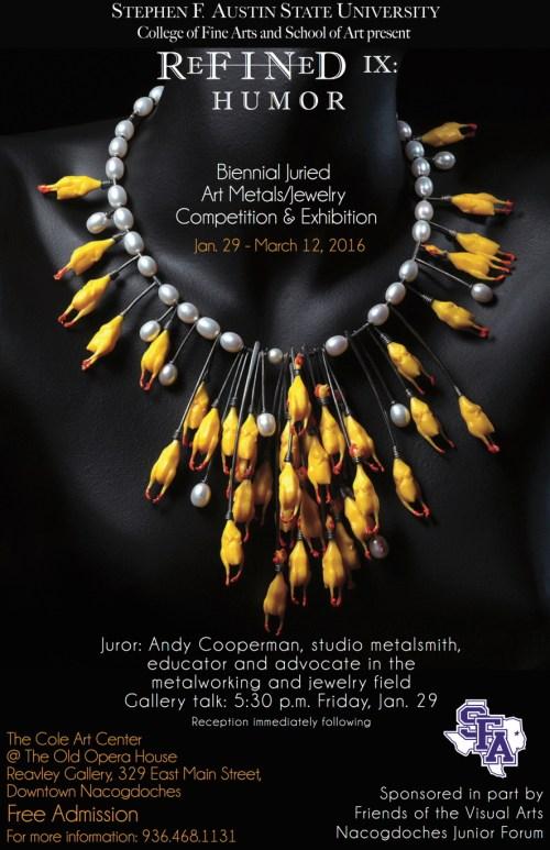 RefinedIX-Humor-2 web, humor jewelry exhibition