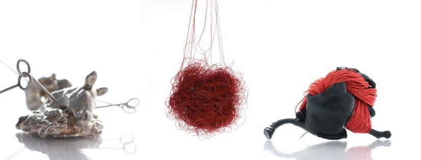 art jewely, animal love, experimental design, handmade, statement necklace, animal brooch, Izabella Petrut