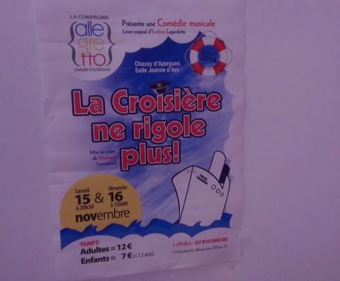 Ho hisse et hisse et eau - Crédit photo izart.fr