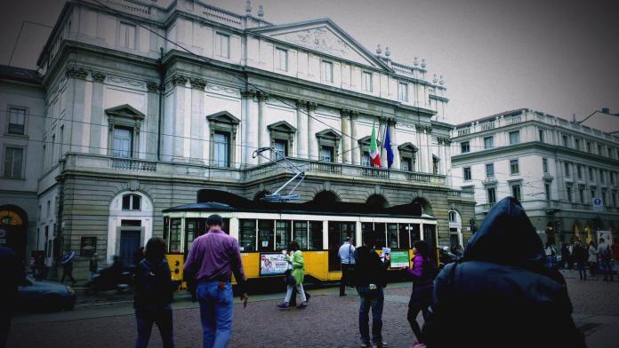 Le Tram de Milan