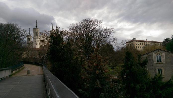 Lyon dans la tourmente - Crédit photo izart.fr