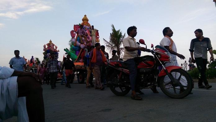Faut être dingue pour aimer l'Inde - Crédit photo izart.fr