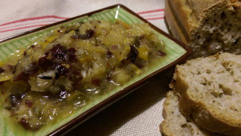 Recette N°74 - Tartare d'algues aux citrons confits - Crédit photo izart.fr