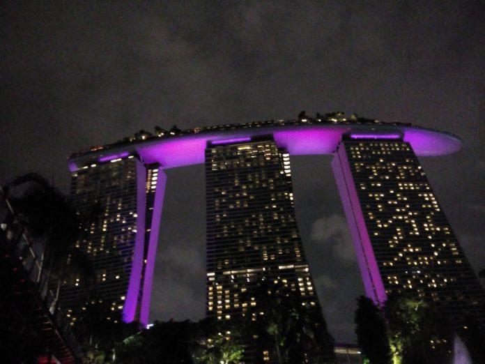 Quand Singapour s'invite au voyage - Crédit photo izart.fr