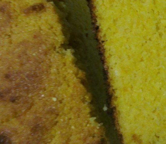 Recette N°149 - Torta all'arancia e polenta version indienne - Crédit photo izart.fr