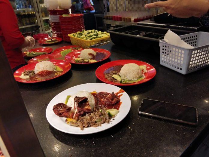 Nasi Lemak c'est simple comme du riz coco - Crédit photo izart.fr