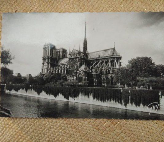 Notre Dame plombe l'ambiance - Crédit photo izart.fr