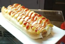 French hot-dog ou matelas et sommier - Crédit photo izart.fr