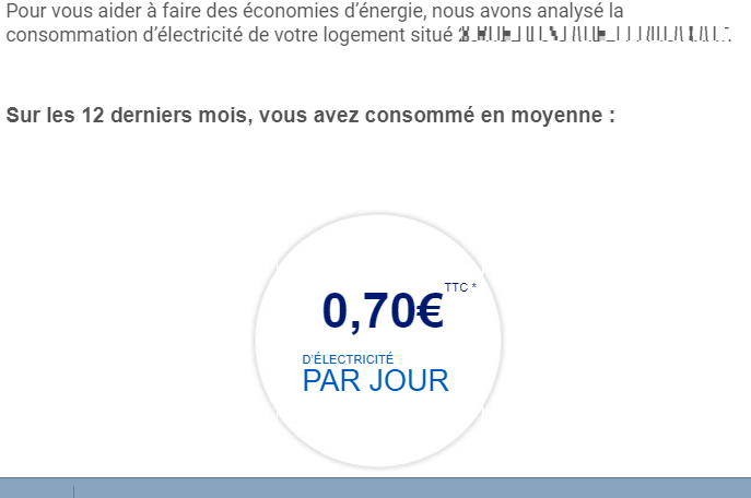 EDF veut faire le point - Crédit photo izart.fr