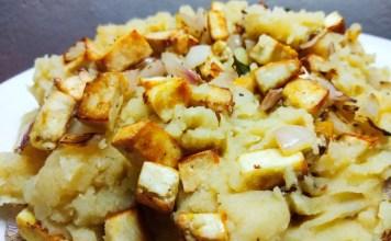 Recette N°187 - Mash Potatoes à l'indienne - Crédit photo izart.fr