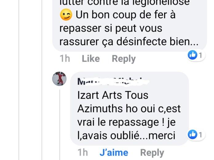 Une banale histoire de mouchoirs - Crédit photo izart. fr