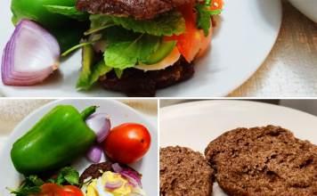 Recette N°202 - Hamburger végétarien - Crédit photo izart.fr