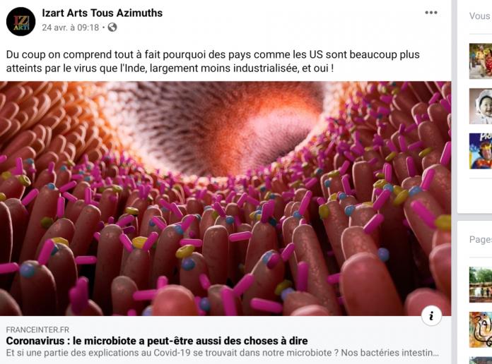 Chacune des cellules de notre corps - Crédit photo izart.fr