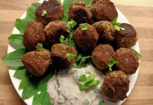 Recette N°226 - Falafels version indienne - Crédit photo izart.fr