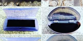 J'ai testé avec succès le nettoyant maison pour lunettes - Crédit photo izart.fr