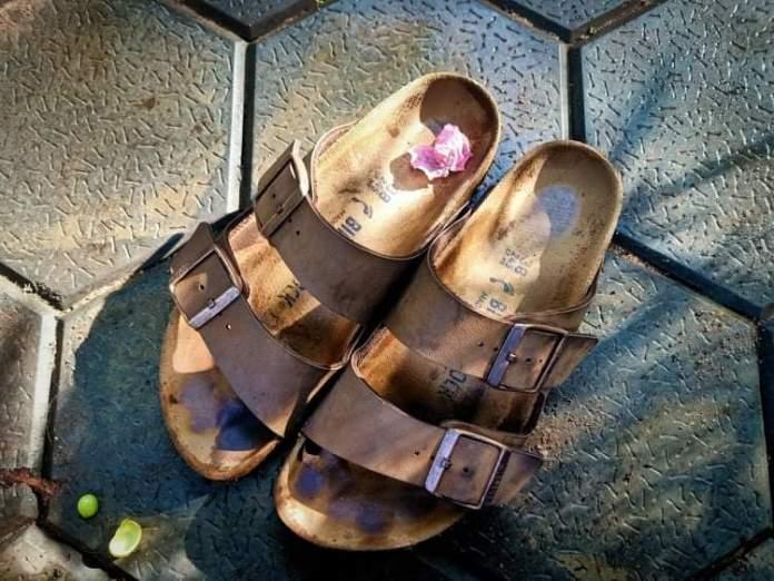 Mes chaussures quelle aventure - Crédit photo izart.fr