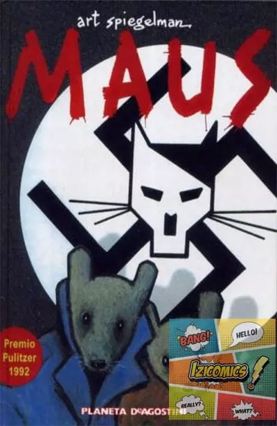 Leer Comics Maus