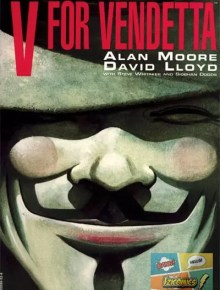 Ver comic V vendetta