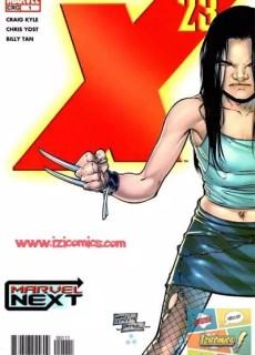 X-23 Inocencia perdida Comics PDF