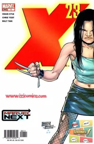 X-23 Inocencia perdida