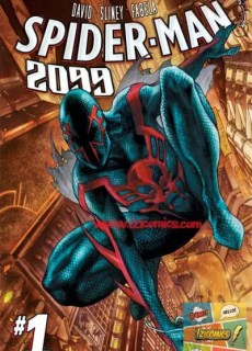 Ver Spiderman 2099