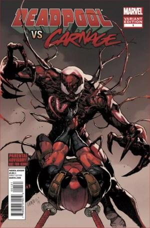 Descargar Comics Deadpool Vs Carnage