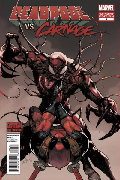 Descargar Comics Deadpool Vs Carnage